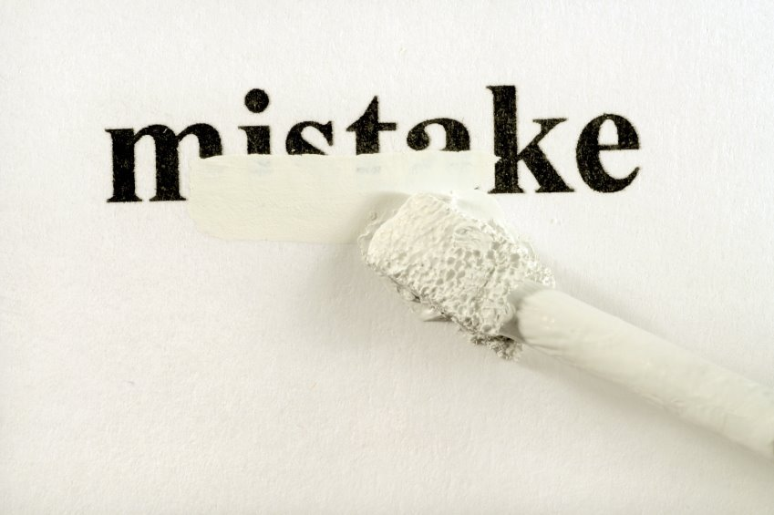 Mindset Mistakes